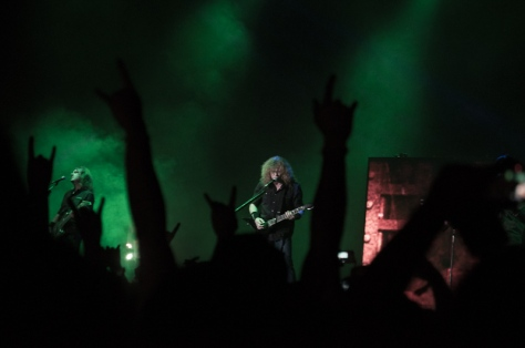 Megadeth at NH7