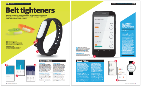 Low-cost fitness trackers reviewed